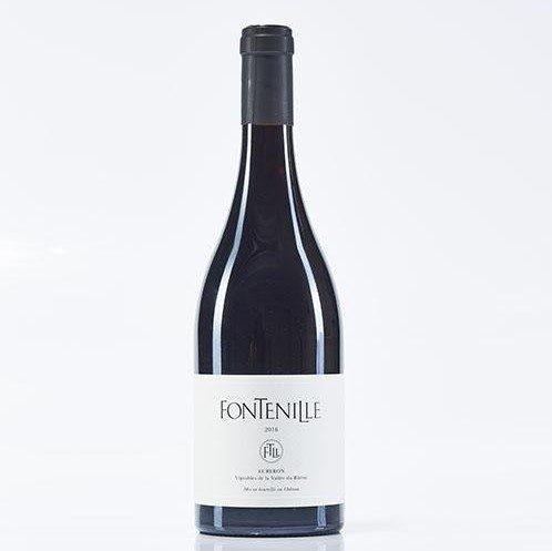 Domaine De Fontenille Rouge 2017 - 750ml