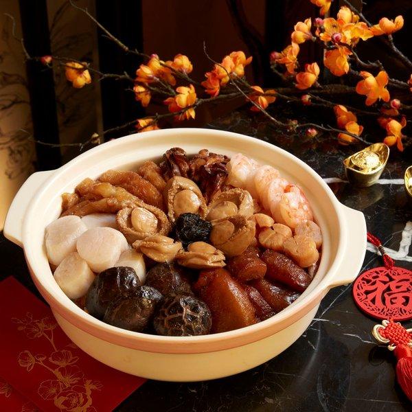 Bountiful Treasure Seafood Pot