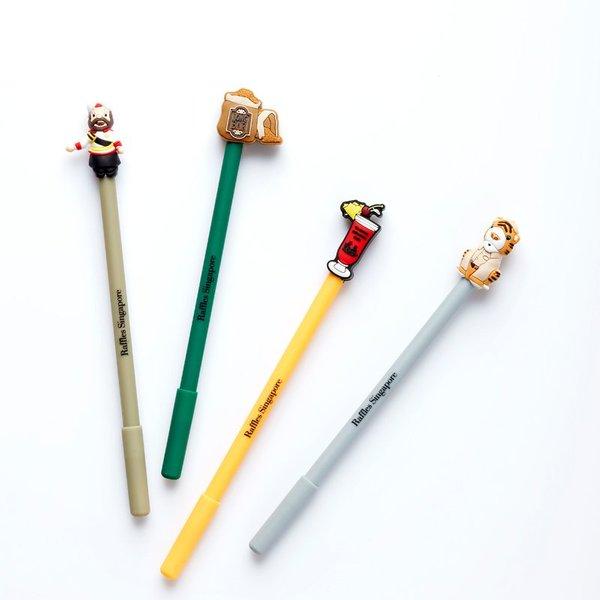 Raffles Icon Topper Pen